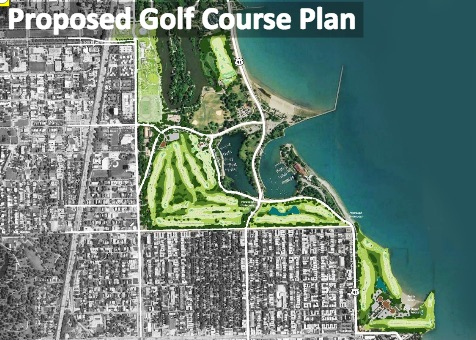golf course proposal
